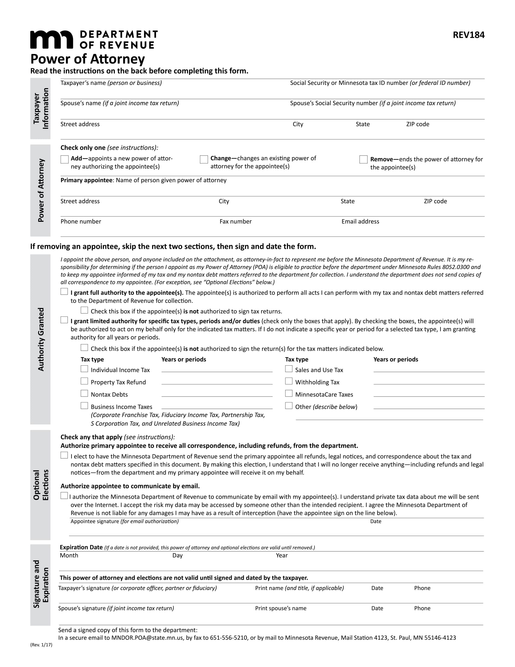 30+ Power of Attorney Forms by State