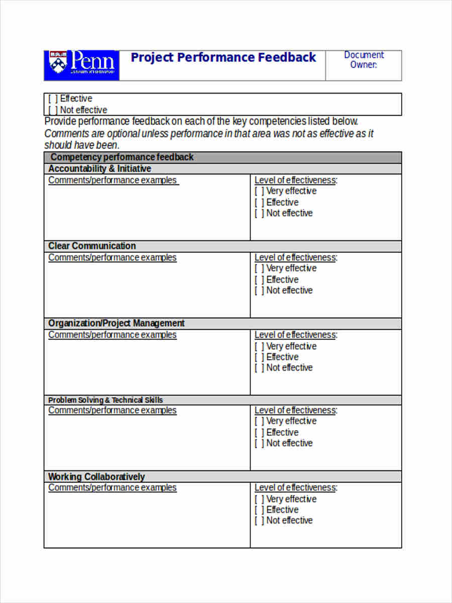 360 degree feedback questionnaire sample pdf