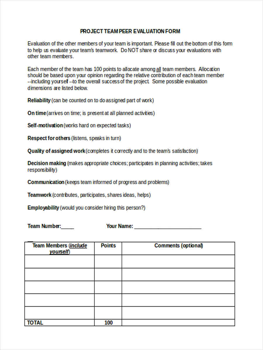 project peer evaluation essay Comprehensive speech evaluation sheet for teachers peer evaluation form speaker: _____ topic: _____ indicate your evaluation by placing an x.