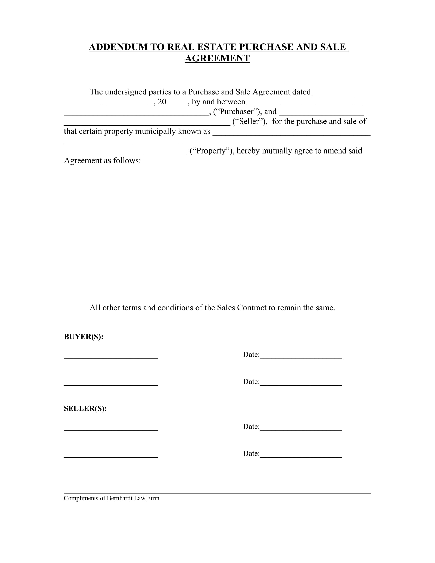 15 real estate contract and agreement forms