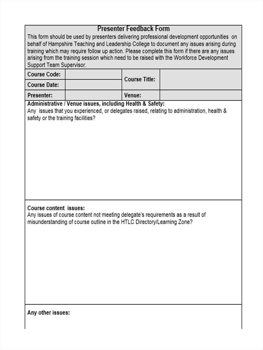 safety training feedback2