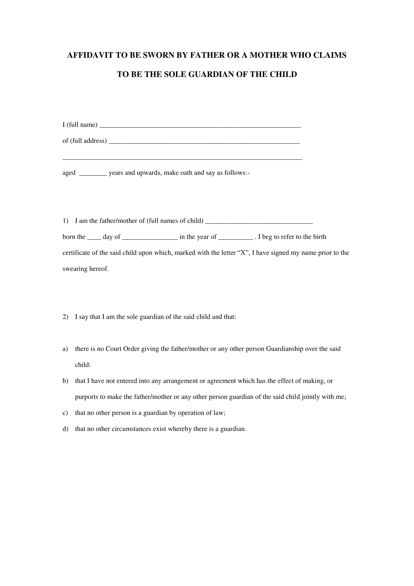 pdf application forms for guardianship to download