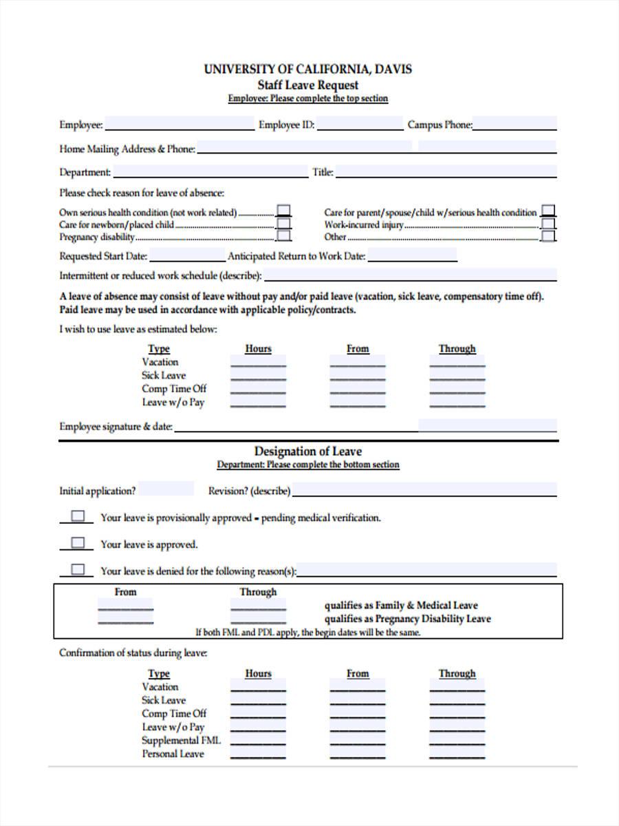 staff leave request in pdf1