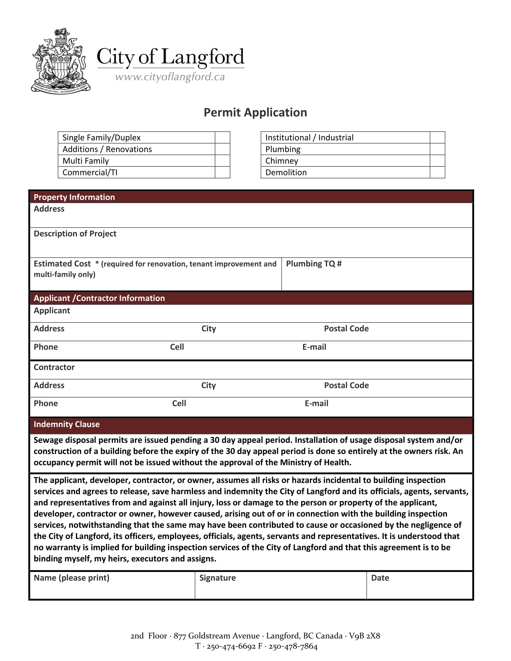 permit application 1