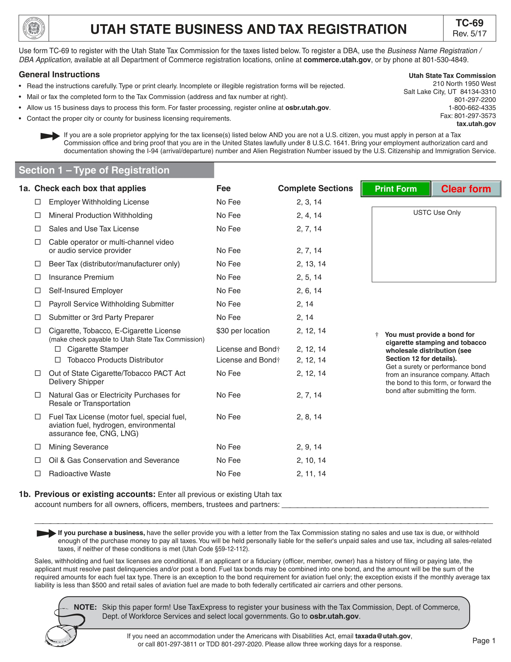 state business and tax registration 1