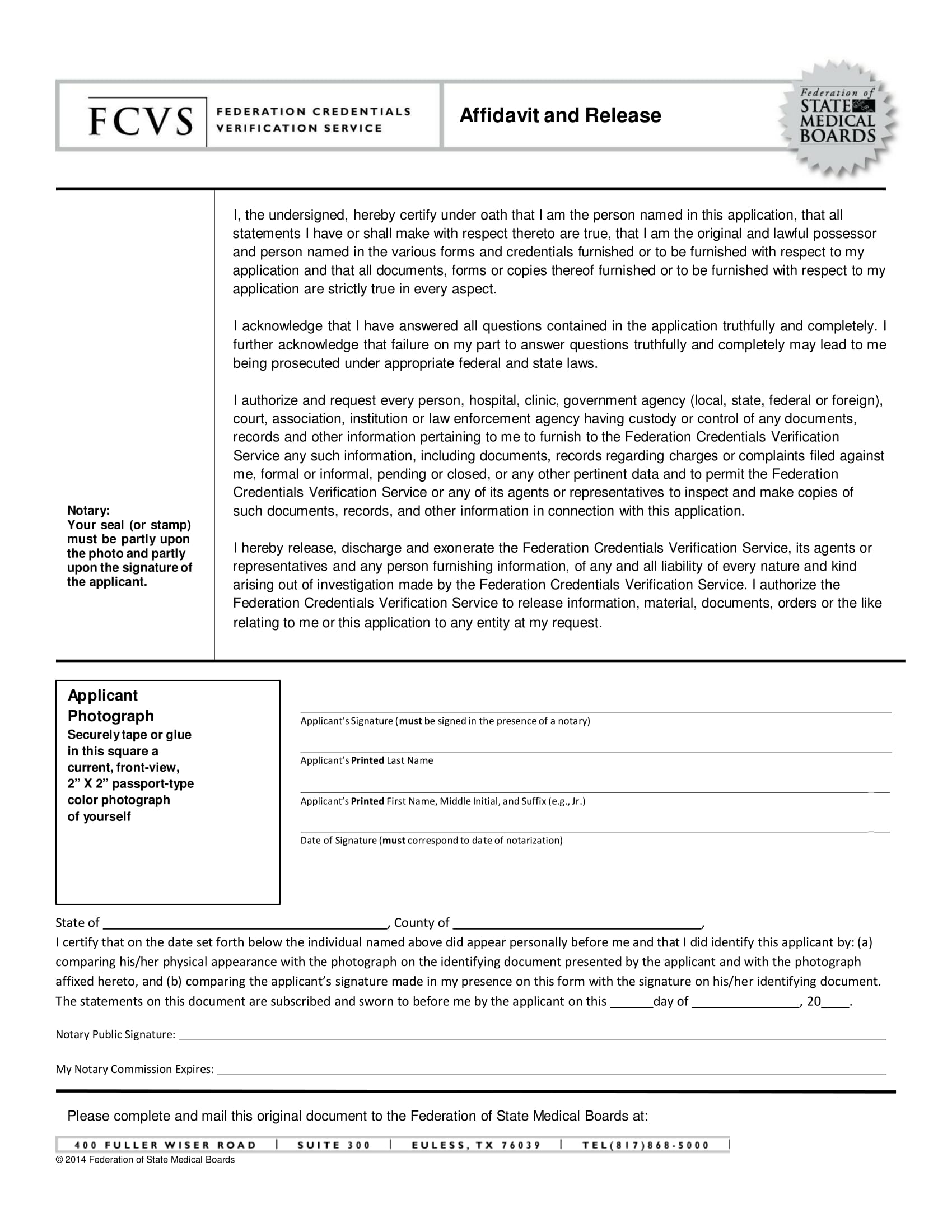 21 affidavit form sample formats affidavit and release sample format falaconquin