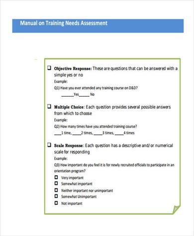 manual training needs assessment form1 3901