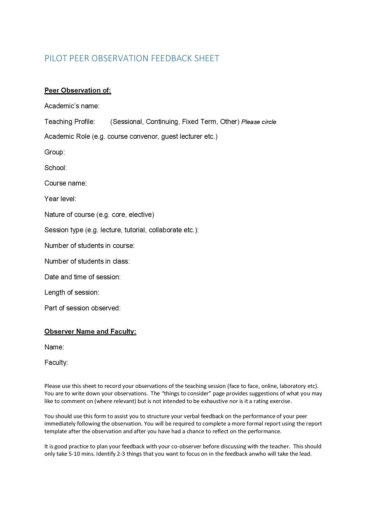 peer observation sheet page 001
