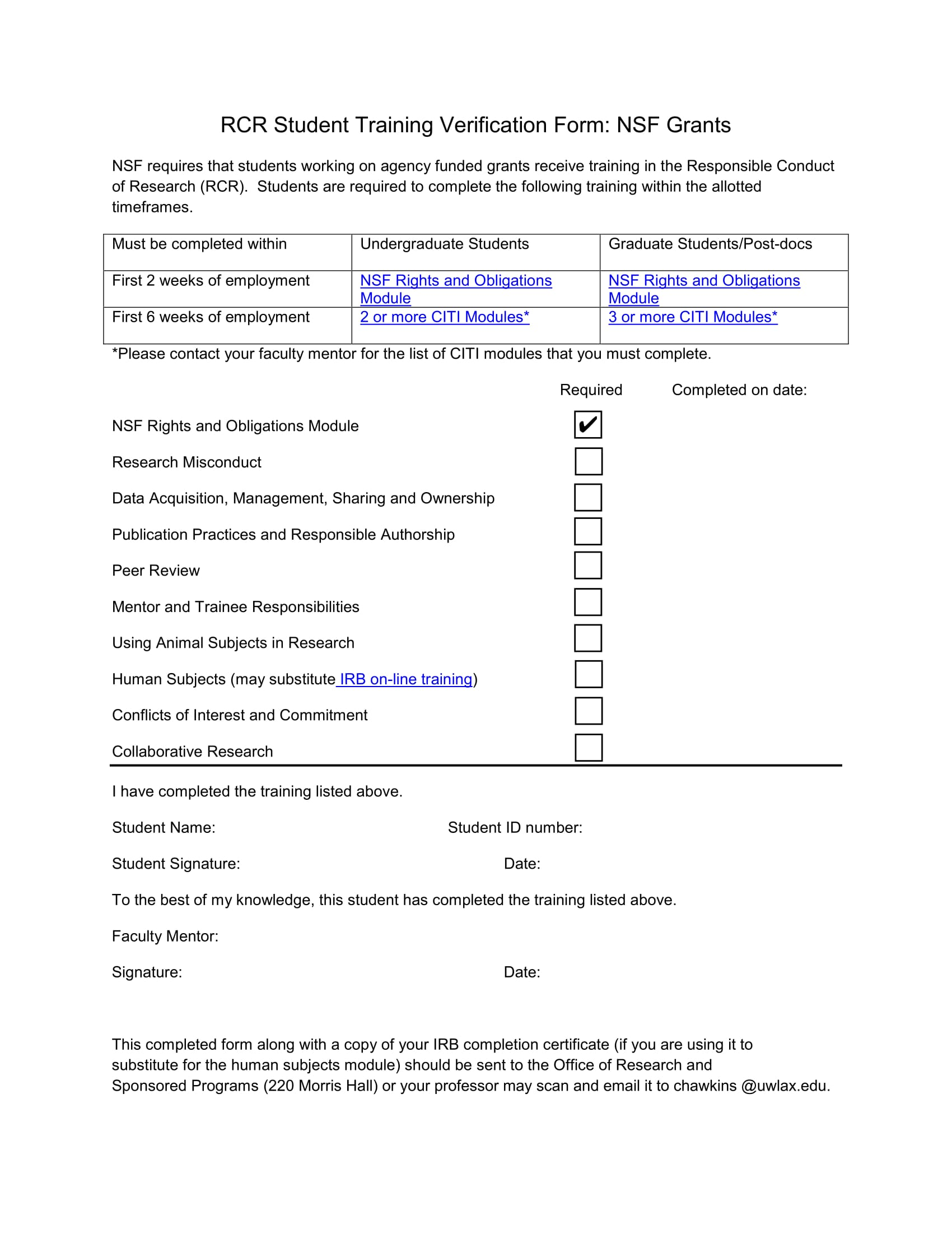 Training Verification Form Samples, Definition, Uses, and