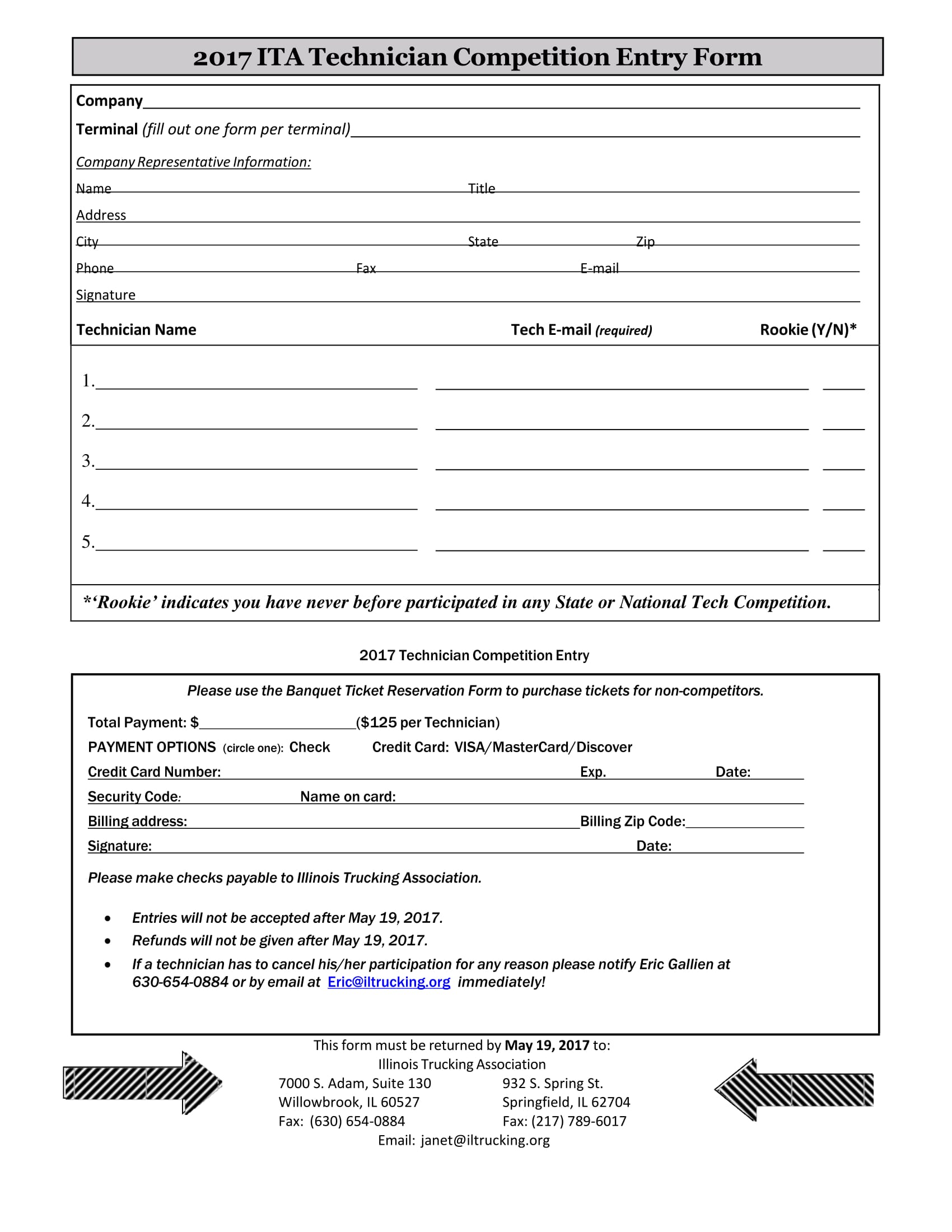 technician competition entry form 1