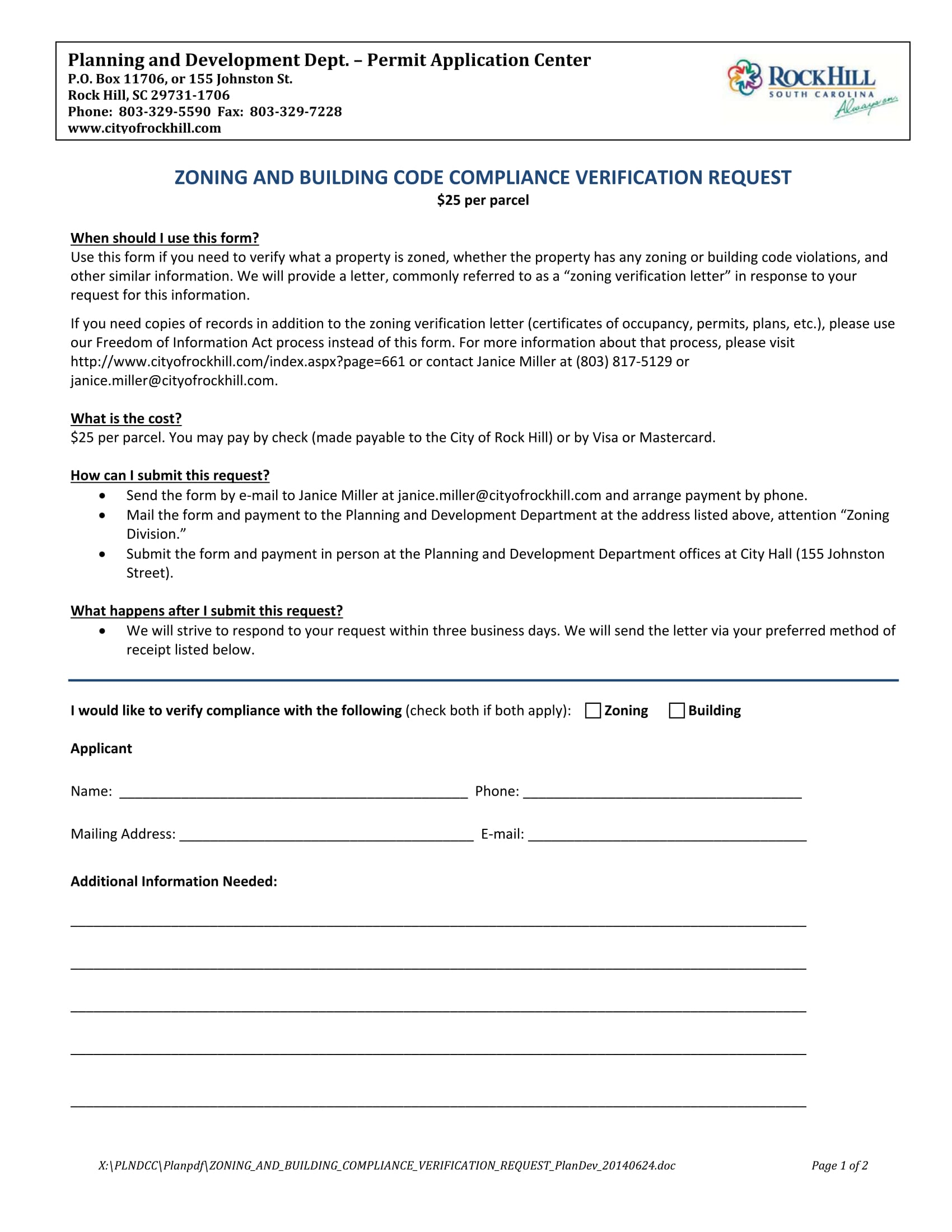 Definition Importance And Purpose Of A Compliance Verification Form