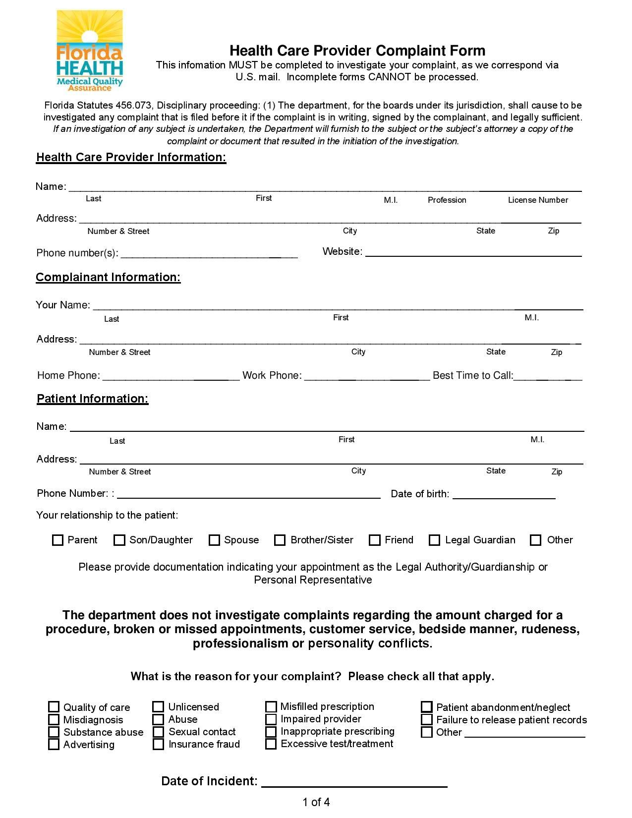 complaint form 2015 page 001