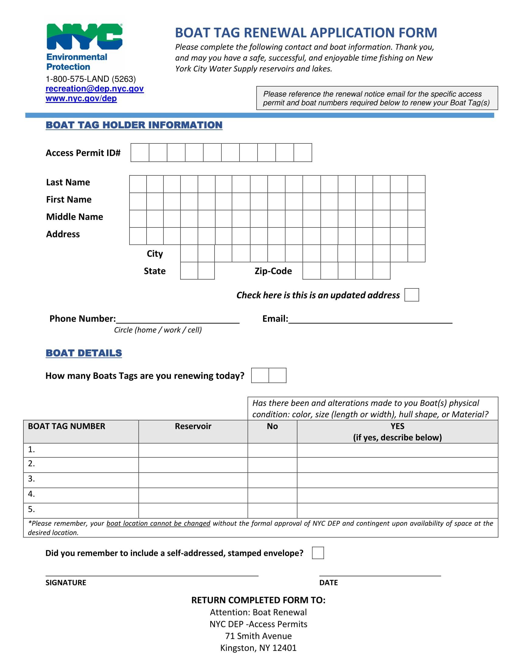 expired boat tag renewal form 1