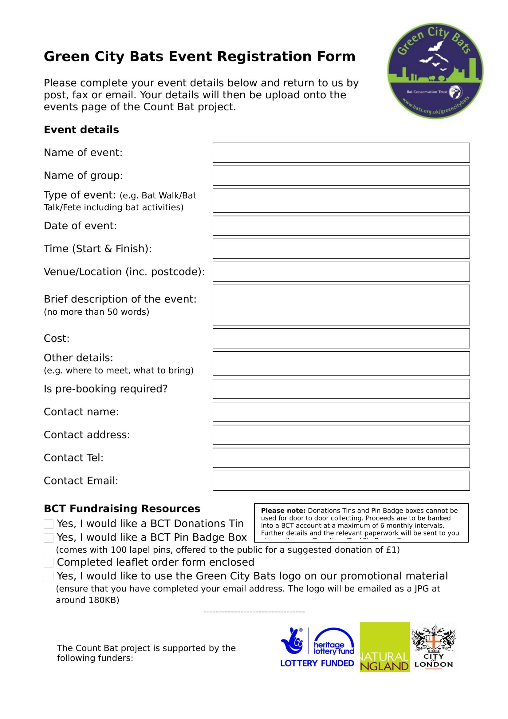 bat event registration form 1
