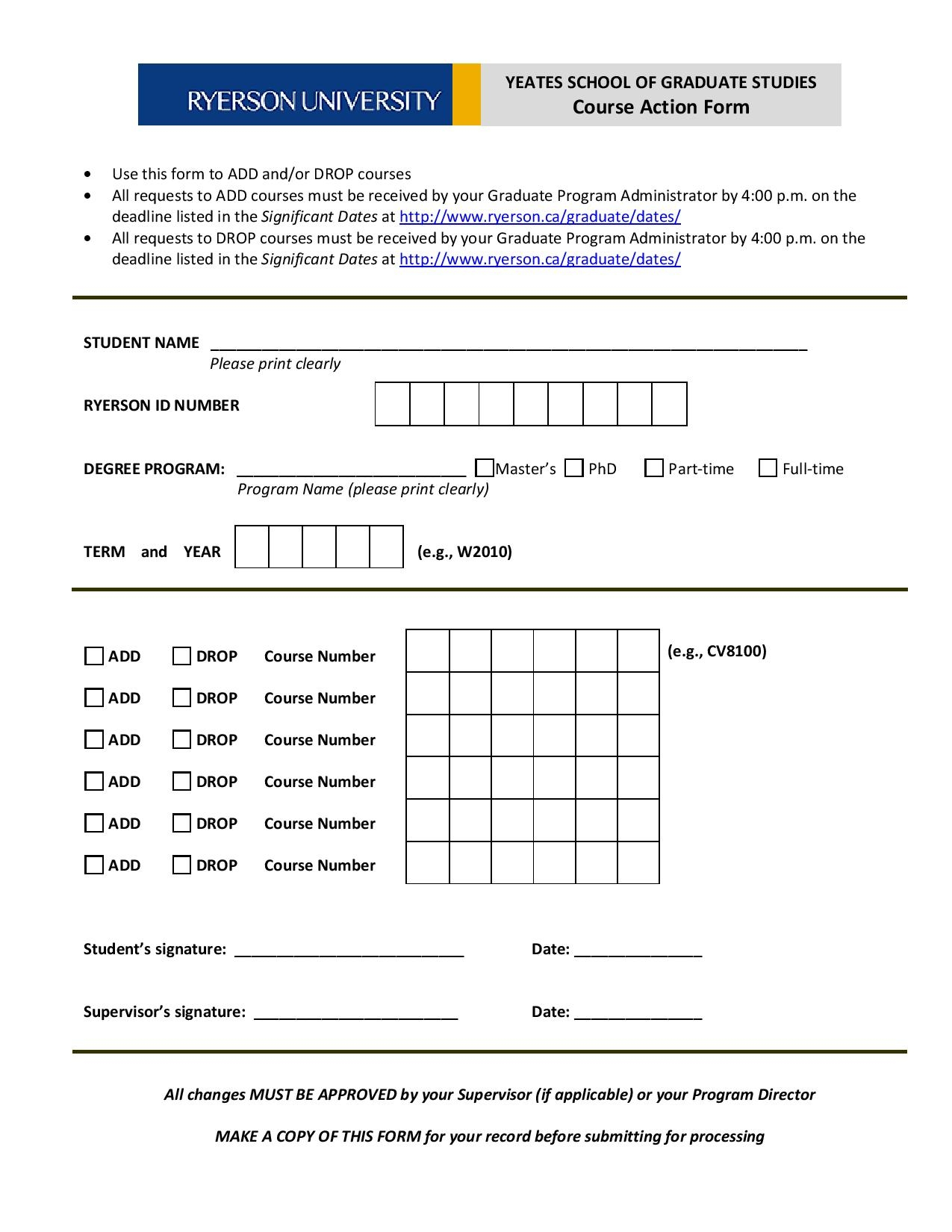 course action form page 001