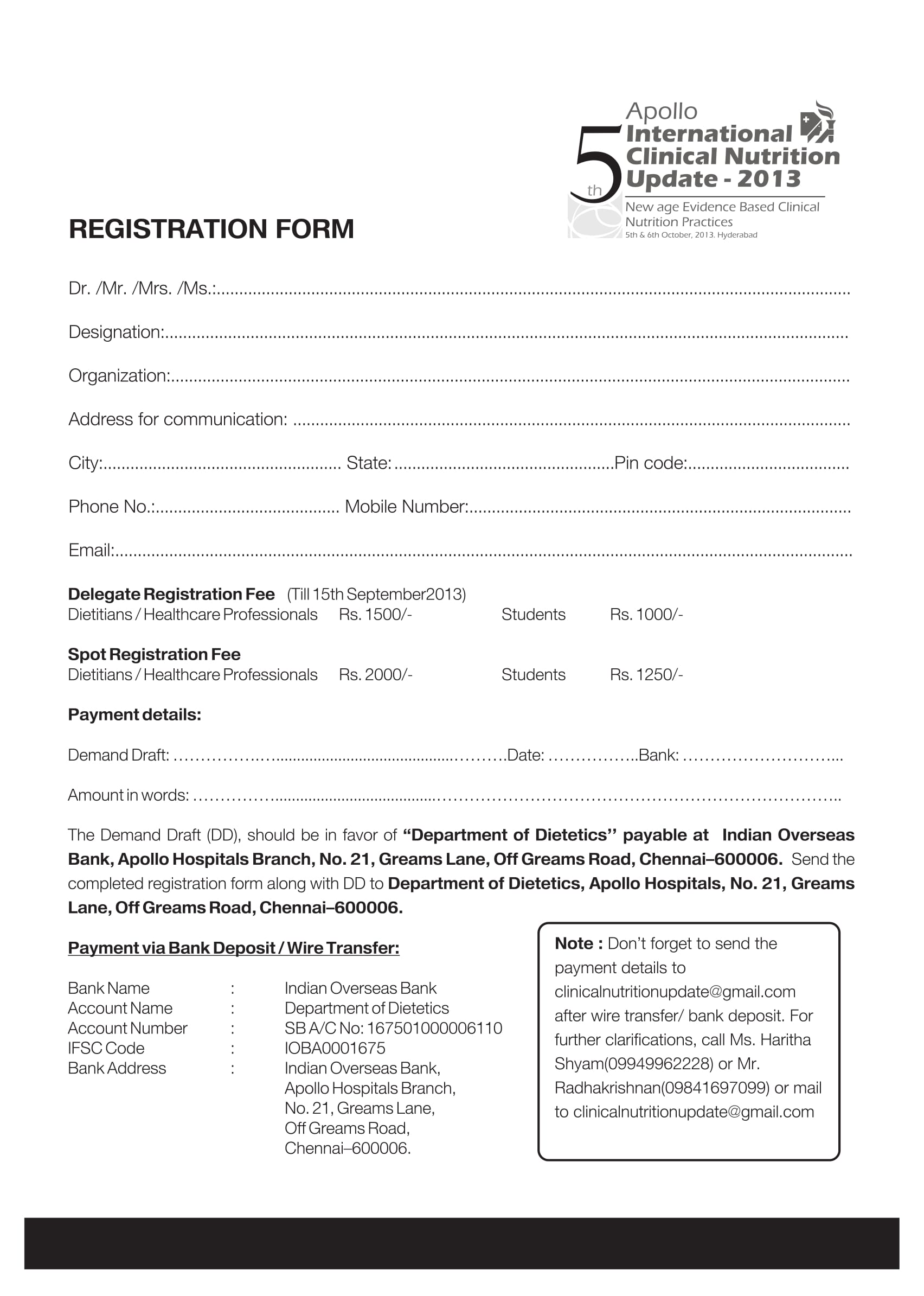 hospital event registration form 1
