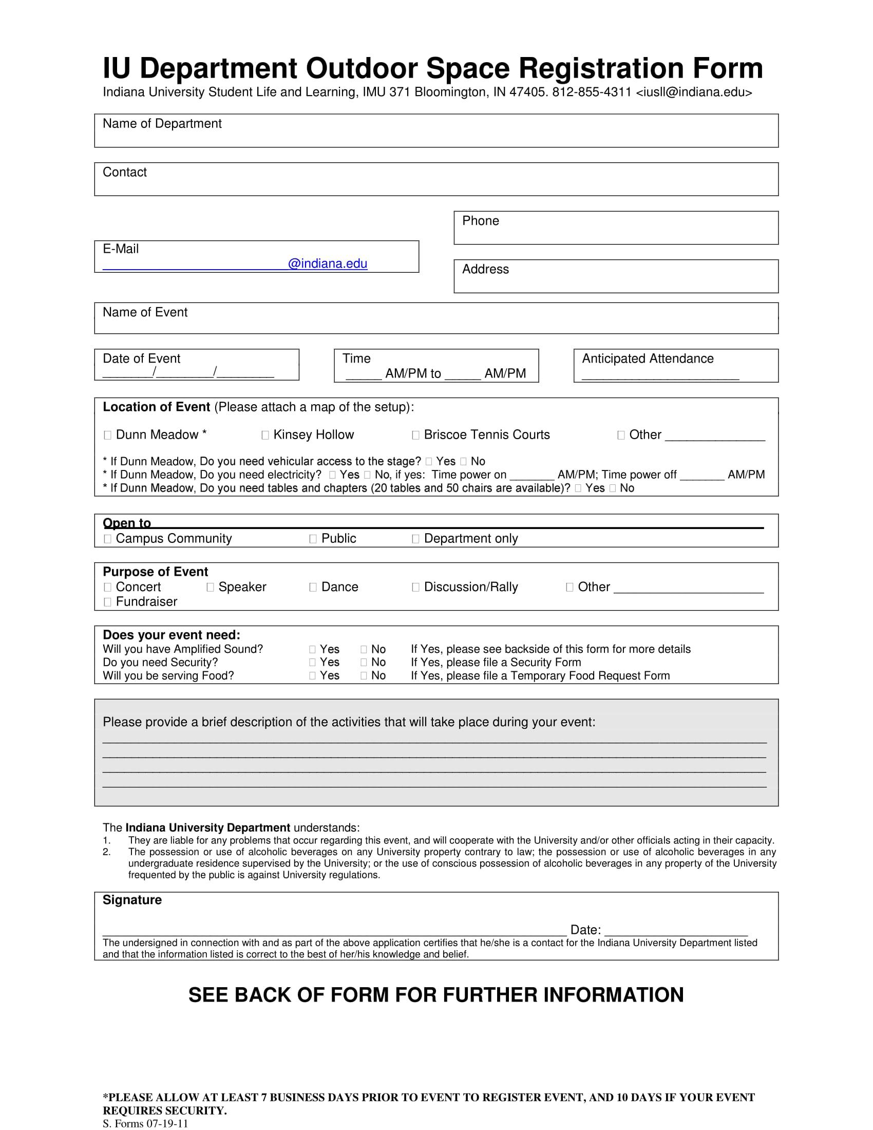 outdoor event registration form 1