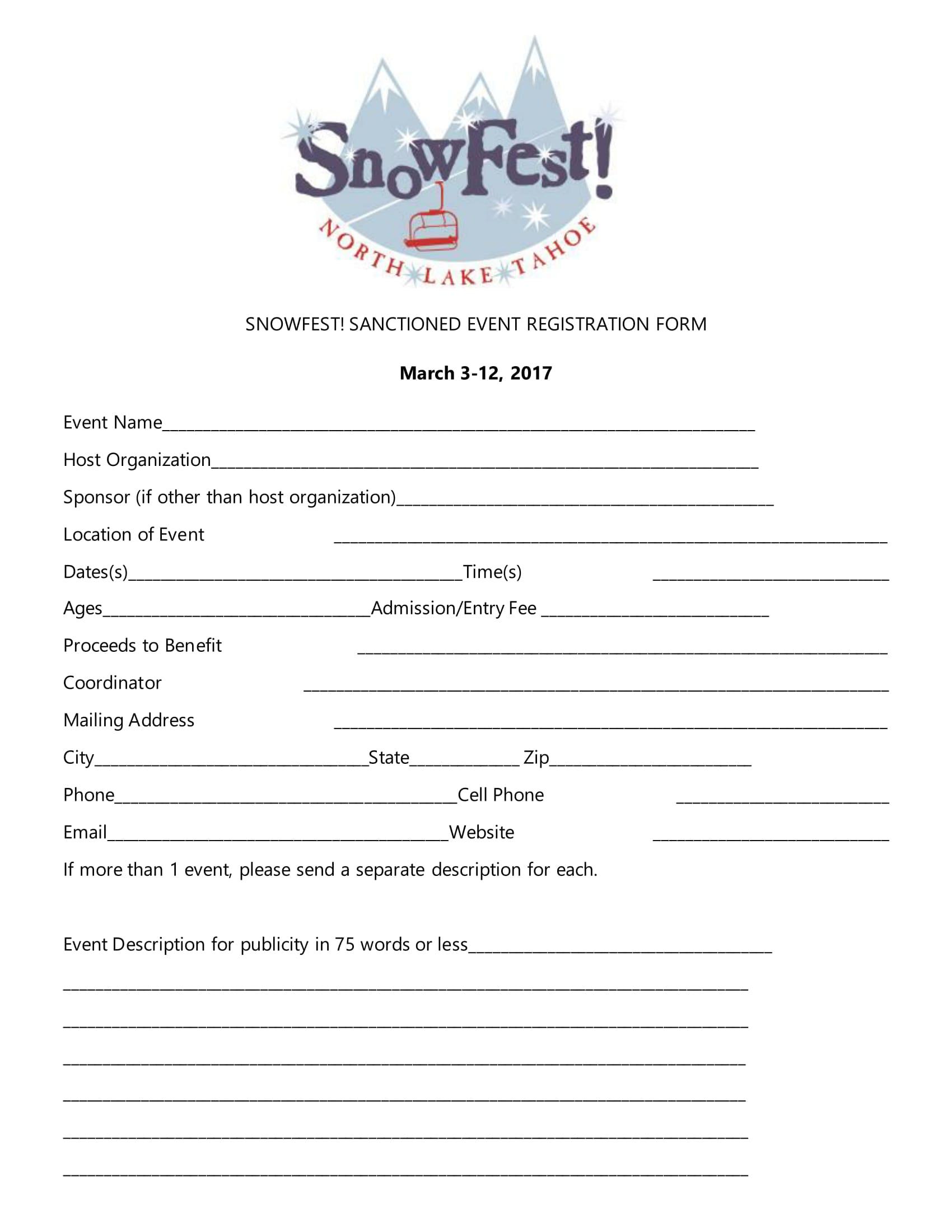 sanctioned event registration form 1