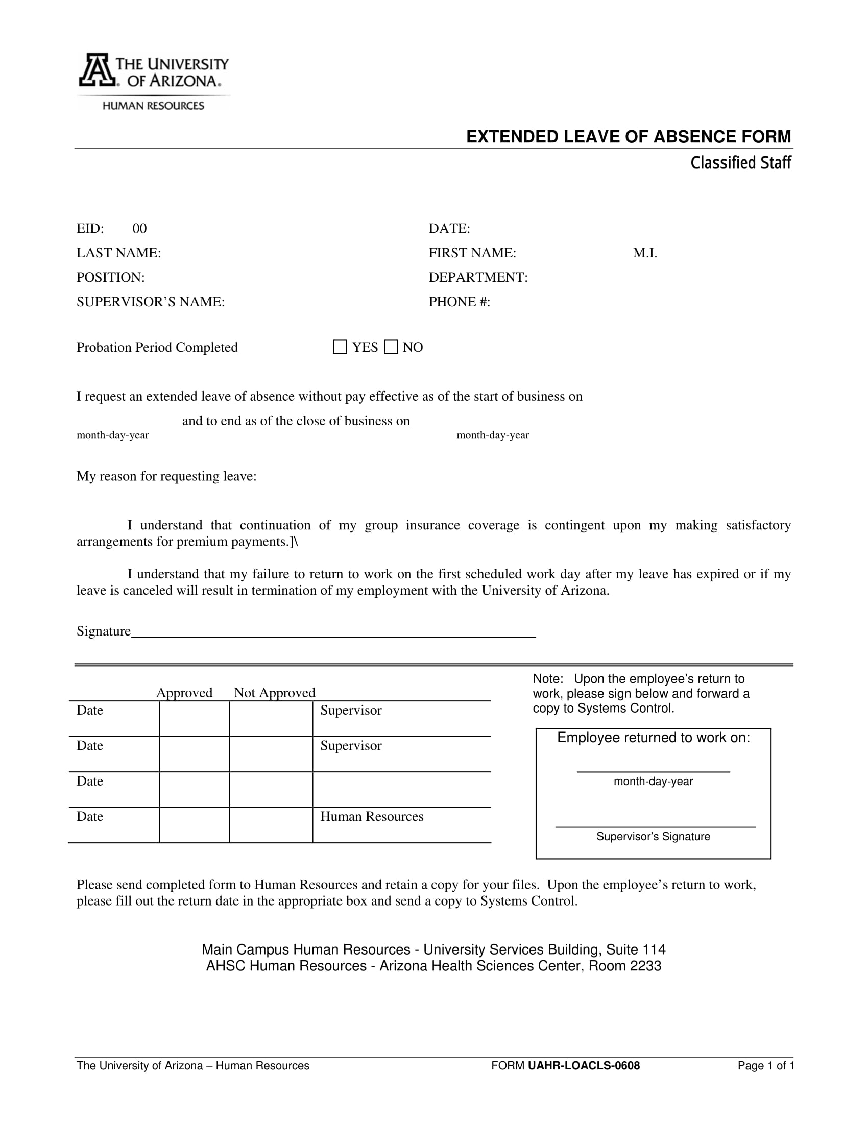 classified staff extended absence form 1