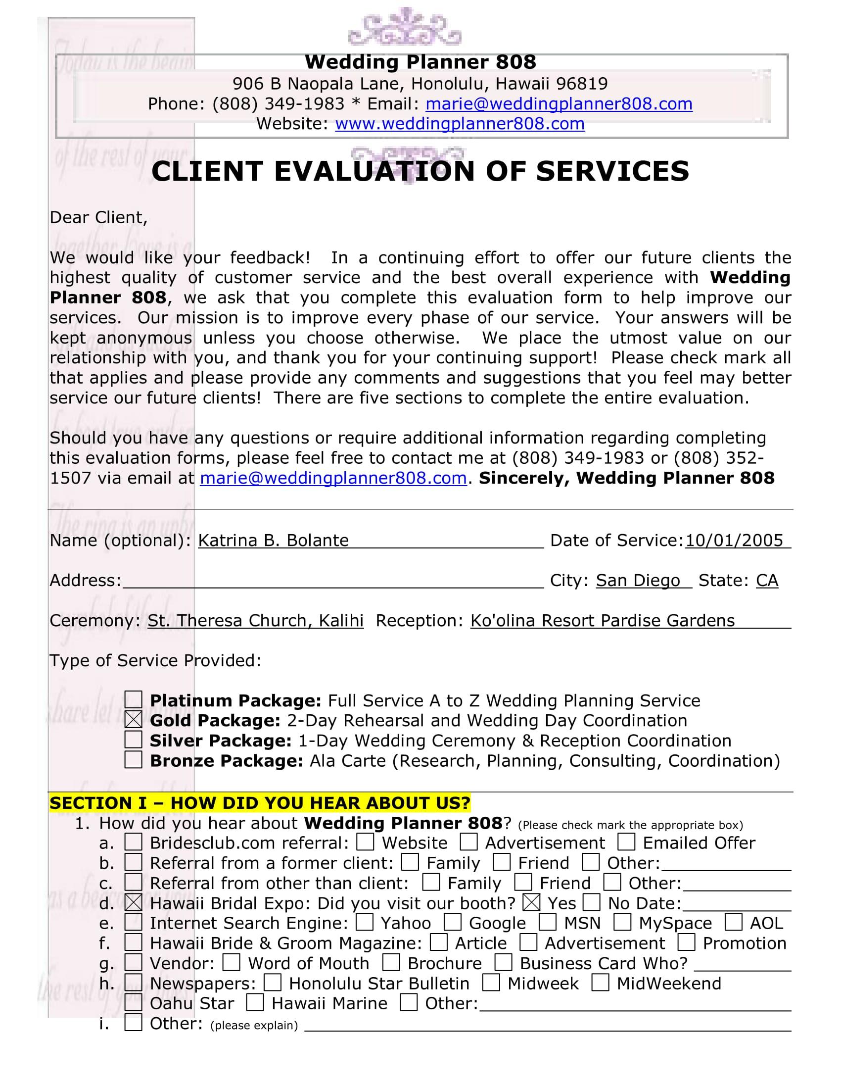 Job Performance Evaluation Form Templates profit and loss – Sample Performance Evaluation Forms