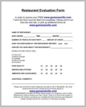 Sample-Restaurant-Evaluation-Form1