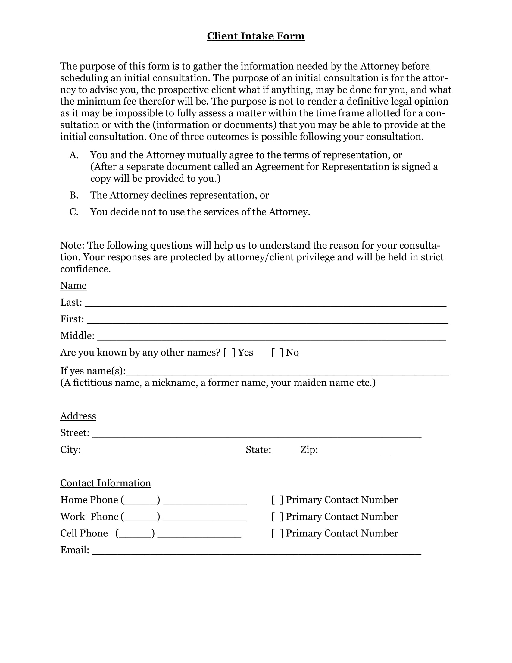 law office client intake form 1