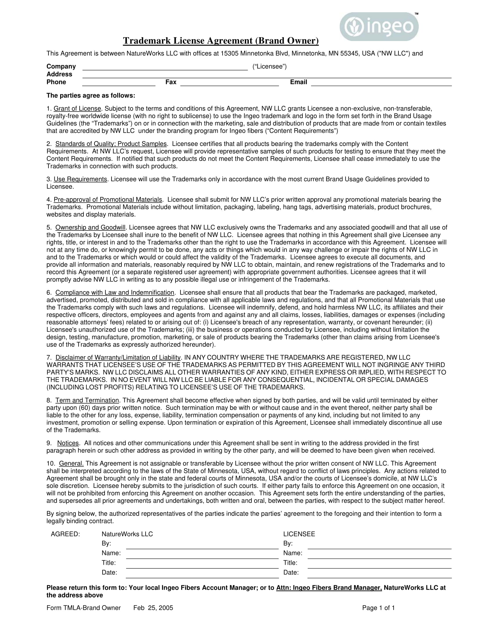 13 trademark license agreement forms pdf doc sample trademark license agreement platinumwayz