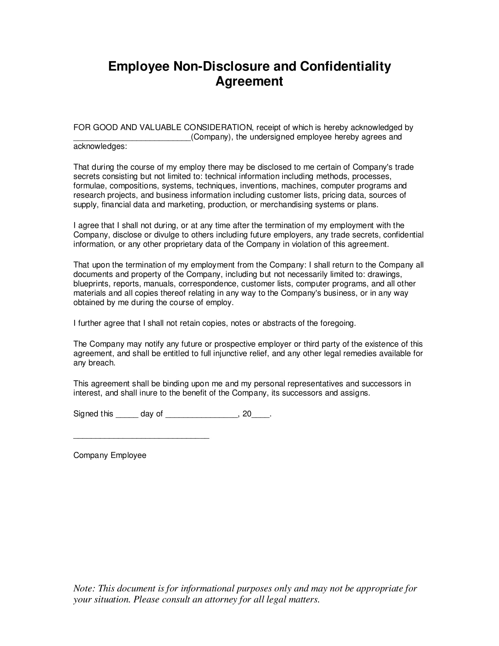 free 10  confidentiality agreement contract forms