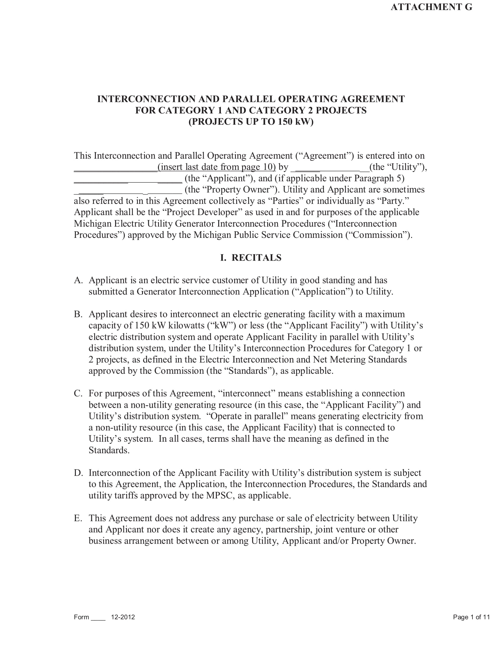 Free 5 Operating Agreement Contract Forms In Pdf Doc