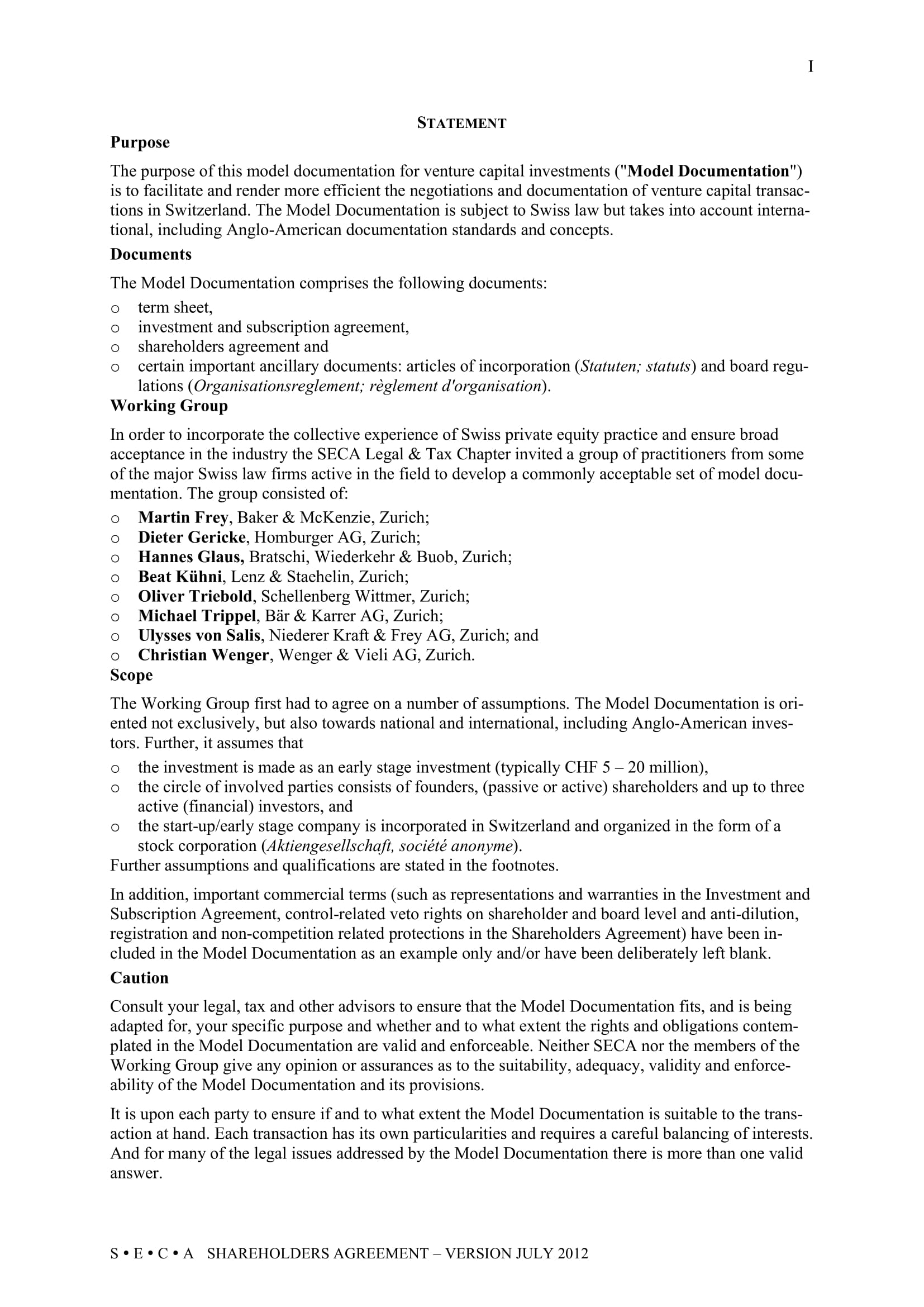 Free 3 Shareholder Agreement Contract Forms In Pdf Doc