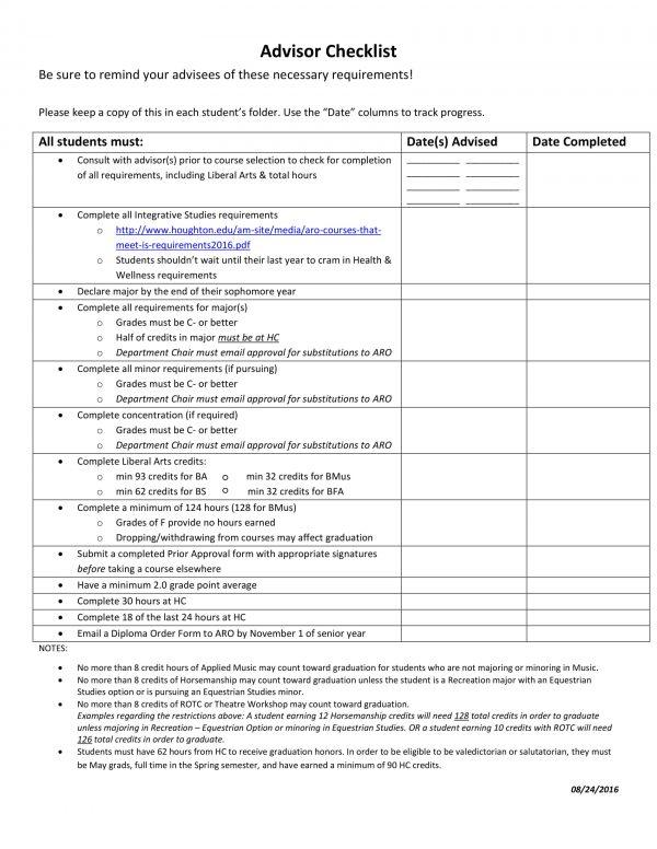 advisor checklist form 1 e1527239888673