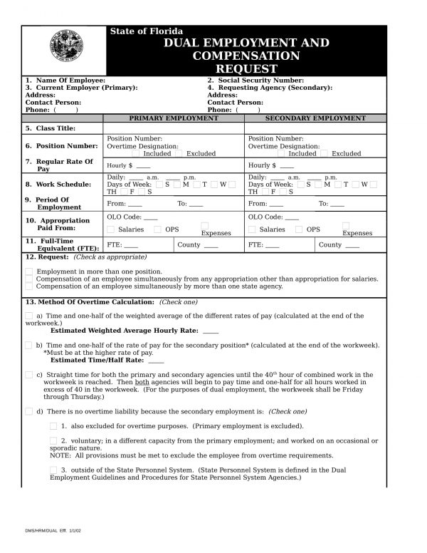 dual employment compensation request form in doc 1 e1525767360188