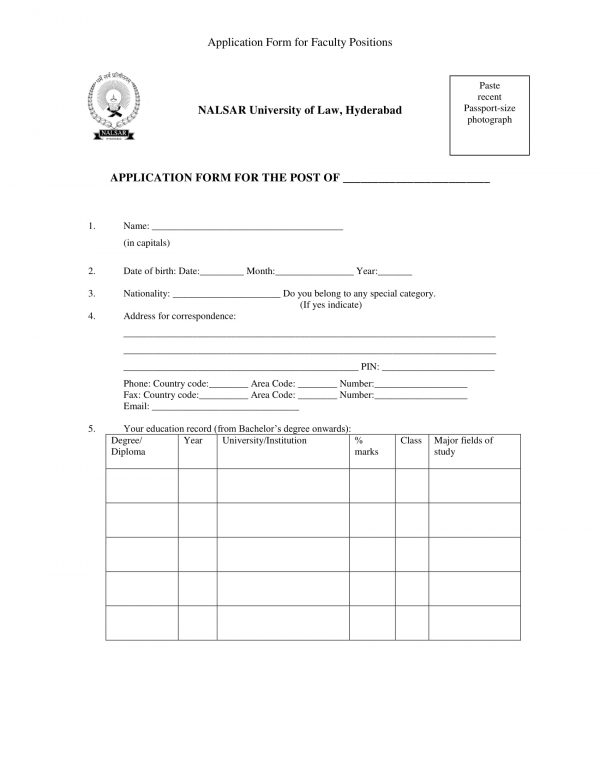 faculty positions application form 1 e1526891639549