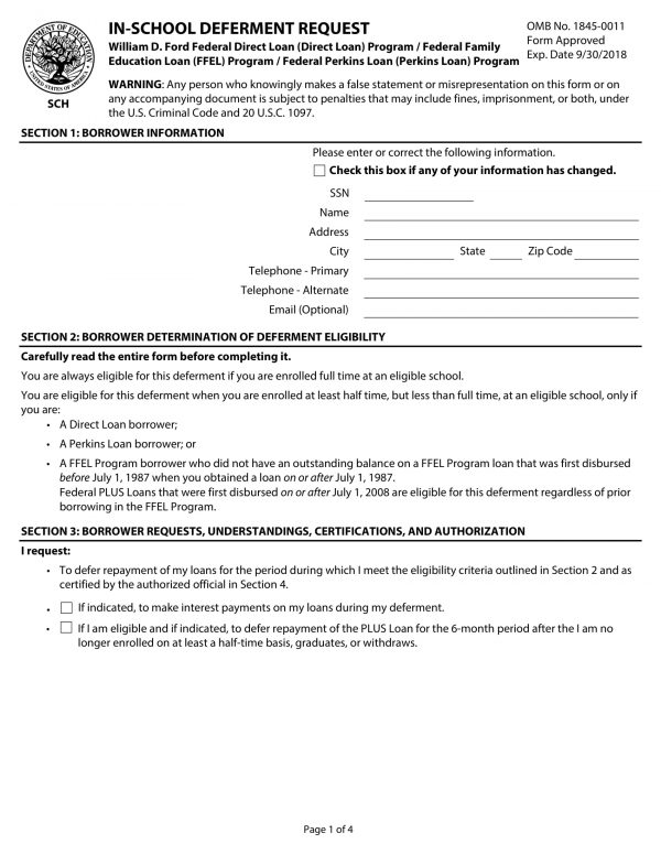 in school deferment request form 1 e1526869527757