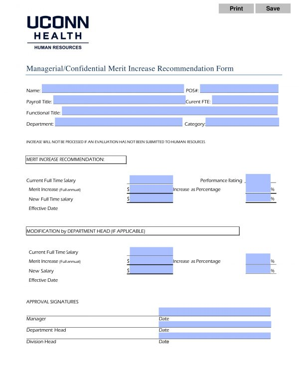 managerial confidential merit increase recommendation form 1 e1526439432719