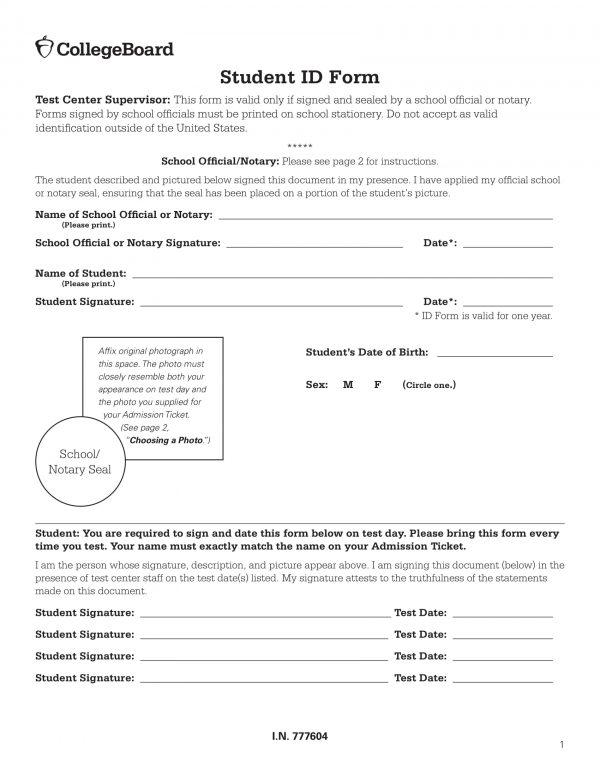 student id form 1 e1527060275644
