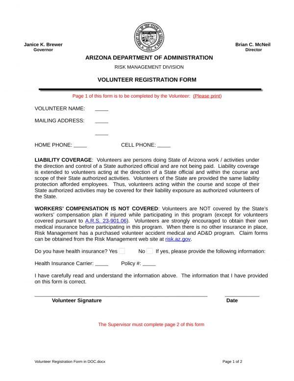volunteer registration form in doc 1 e1526018363172