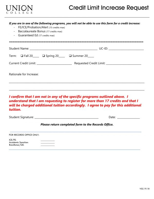 credit limit increase request form 1 e1527818308679