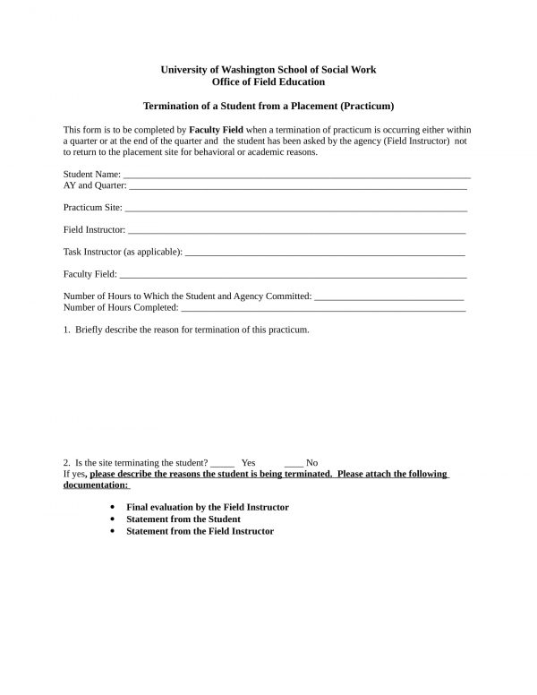 field education placement termination form 1 e1528331023748