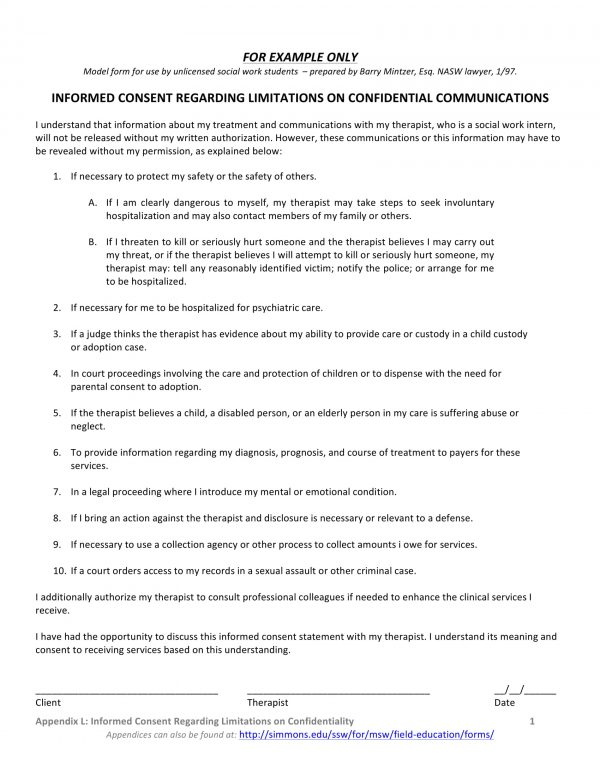 social work intern field education informed consent form 1 e1528331976218