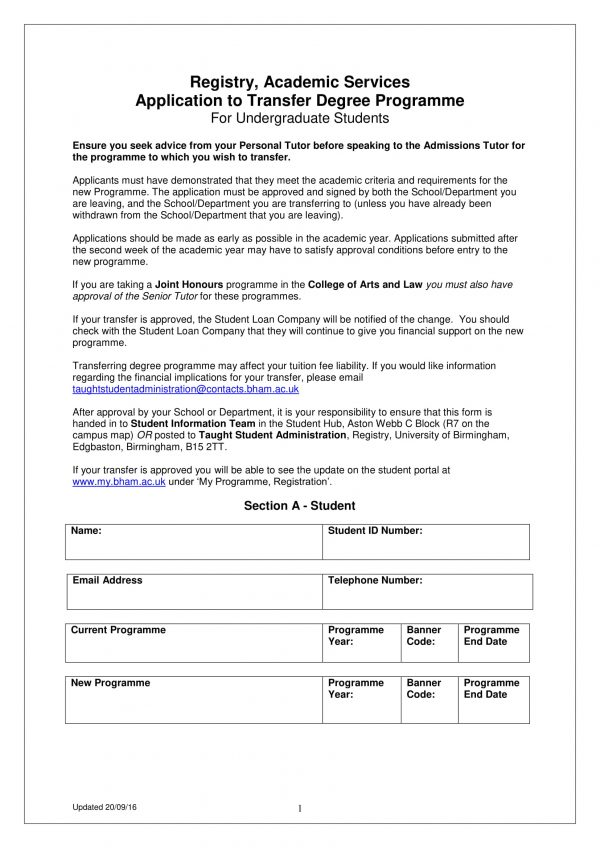 undergraduate transfer degree programme application form 1 e1527819338143