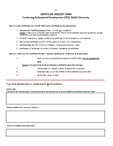 simple certification request forms1