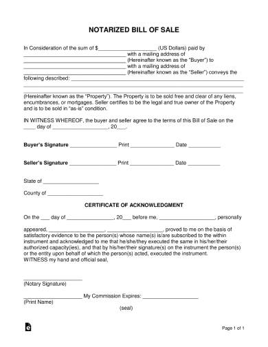 Where Can I Get A Letter Notarized For Free from images.sampleforms.com