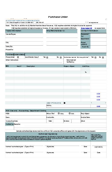 basic purchase order form1