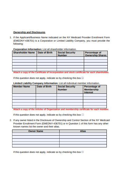transportation information request form1