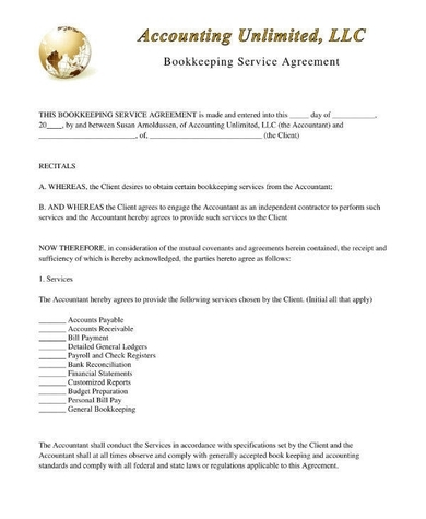 Engagement Letter Bookkeeping Services from images.sampleforms.com