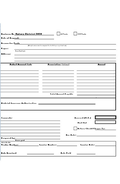 cheque requisition form1