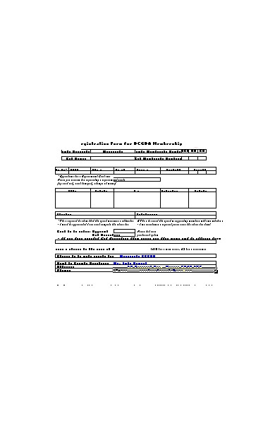 club membership registration form1