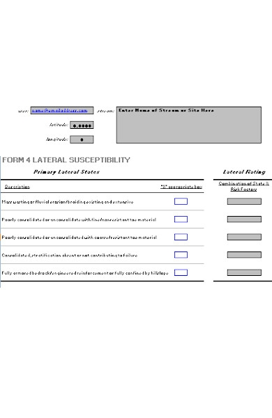 data entry form1