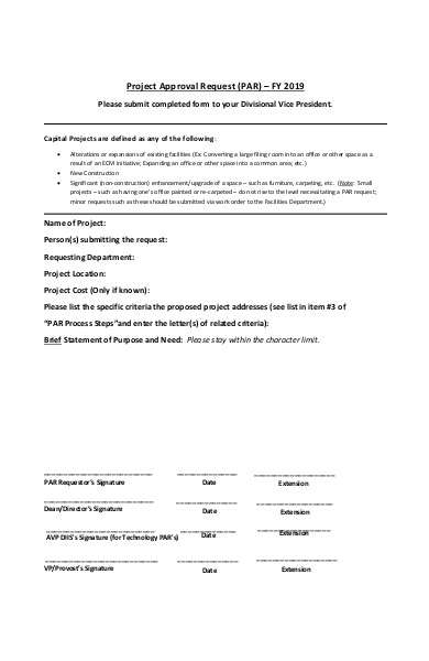 project approval request form1